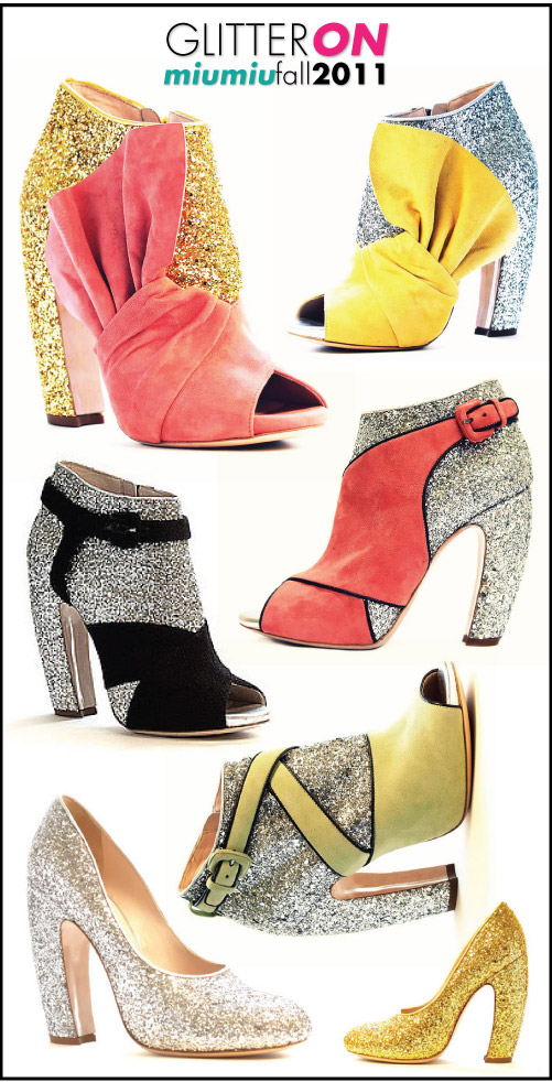 e953ed1abc As imagens da campanha de Fall 2011 já rodaram vários sites e estão fazendo  as fashionistas sonharem com os sapatos (literalmente)